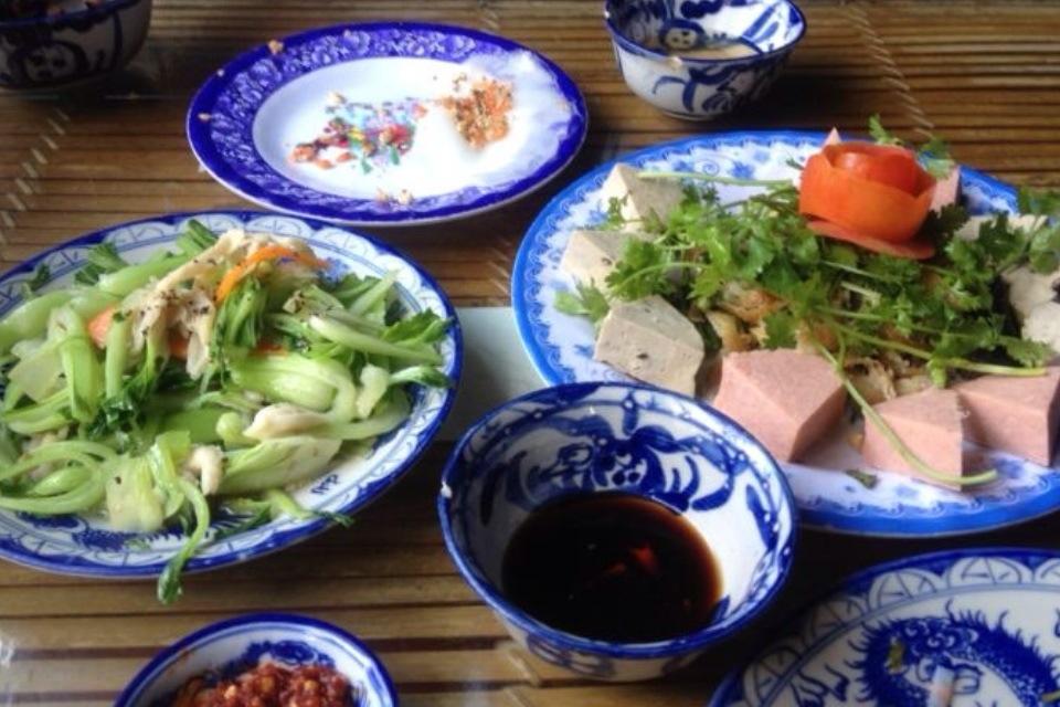 Lien Hoa Restaurant, Hue Vietnam