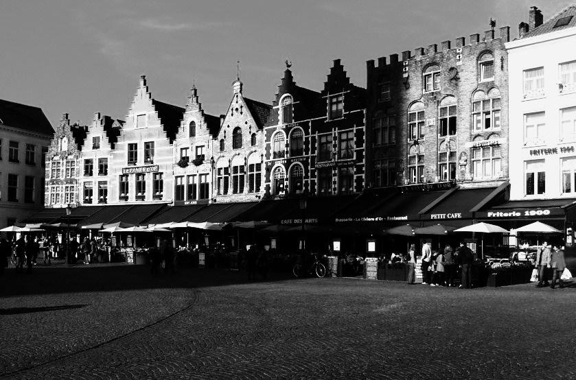 Market Square, Bruges