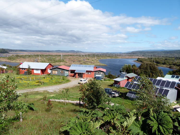 5. EcoLodge Chepu Adventures, Chiloe, Chile