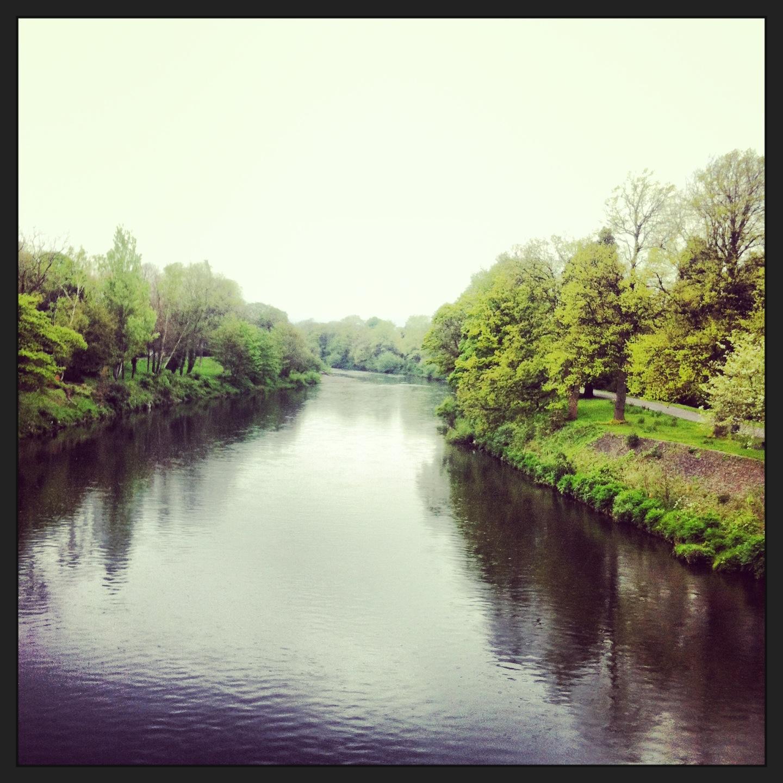 The River Taff