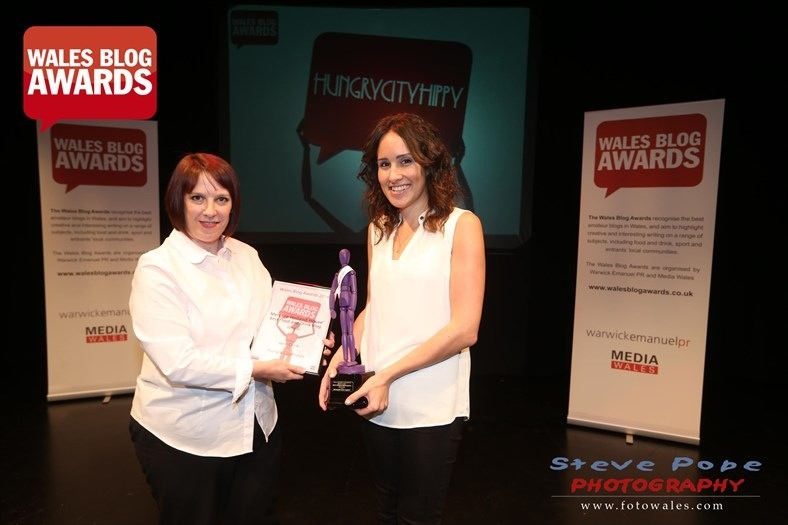 HungryCityHippy scoops two 2014 Wales Blog Awards!