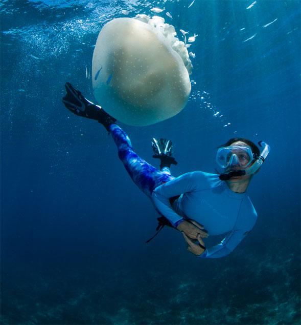 Celine Cousteau 2