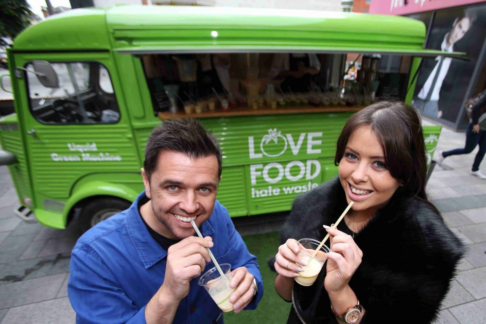 LOVE FOOD HATE WASTE – BELFAST