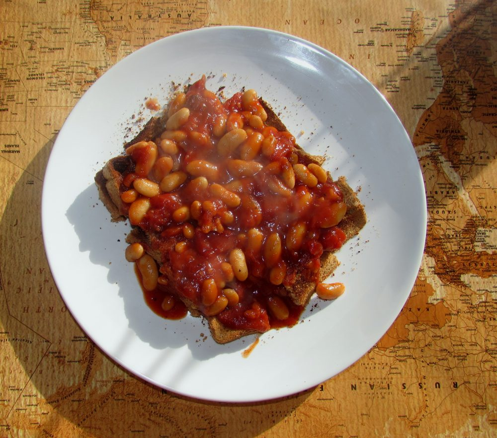 Recipe: Smokey BBQ Chipotle 'Baked Beans'