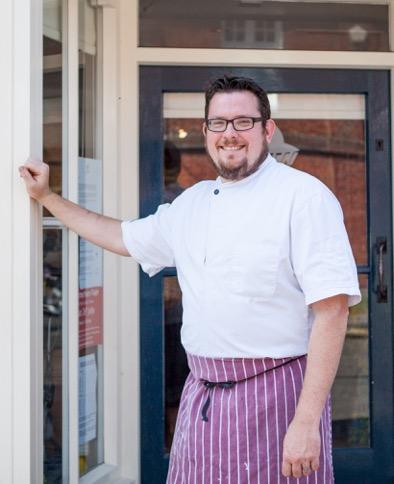 Chef Mark Hartstone