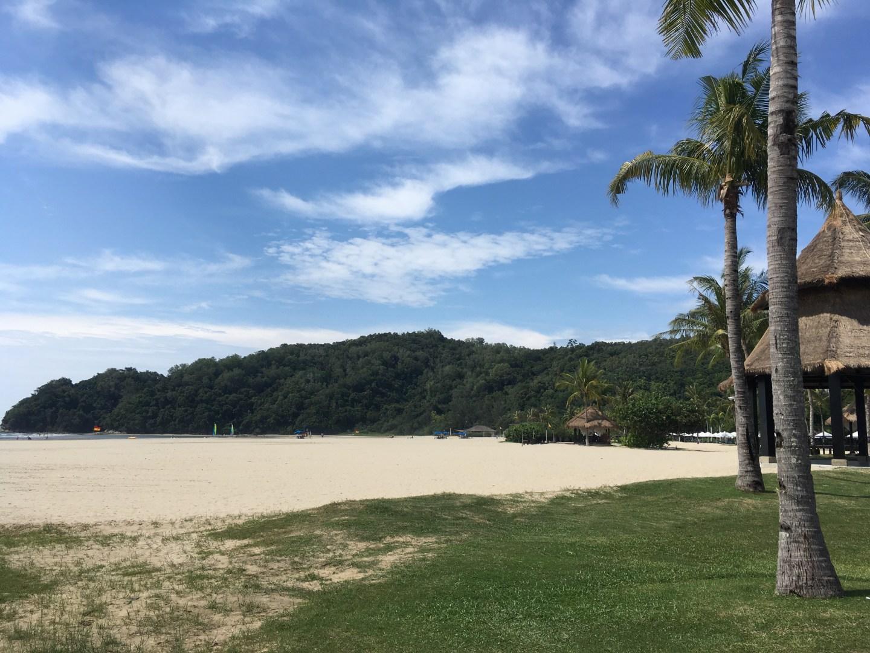 Pantai Dalit Beach