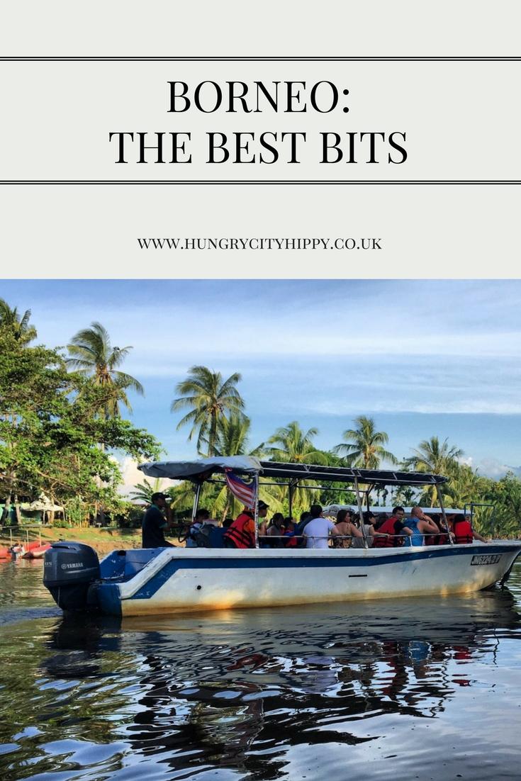 Borneo best bits