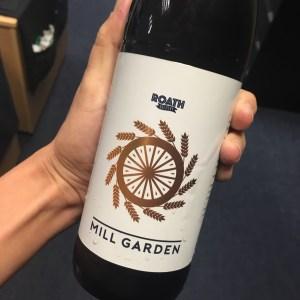 Roath Brewery Mill Garden Beer
