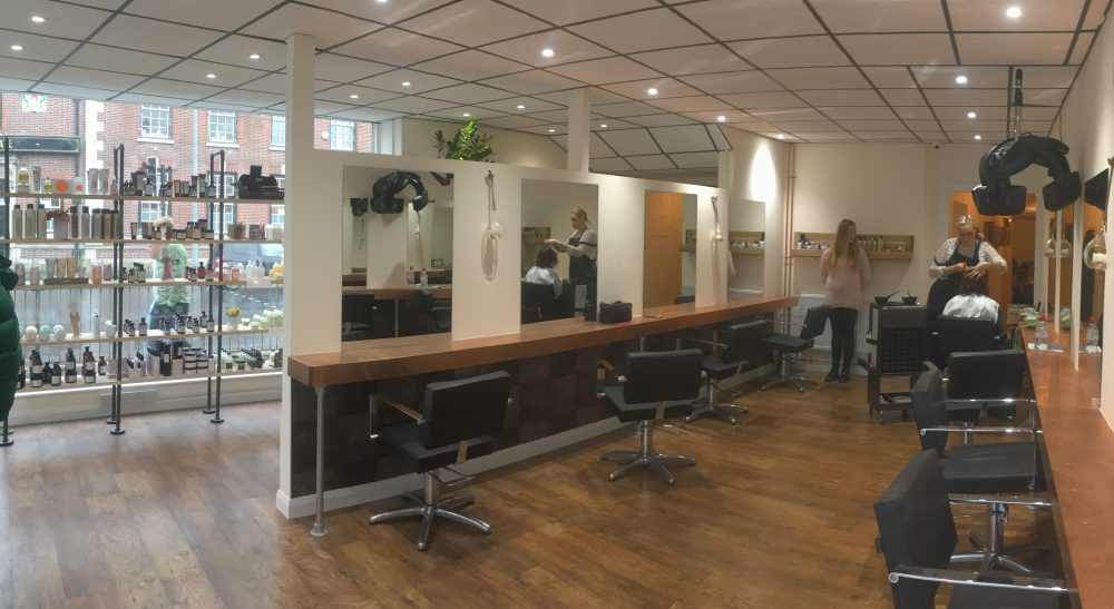 Amaryllis eco friendly hair salon