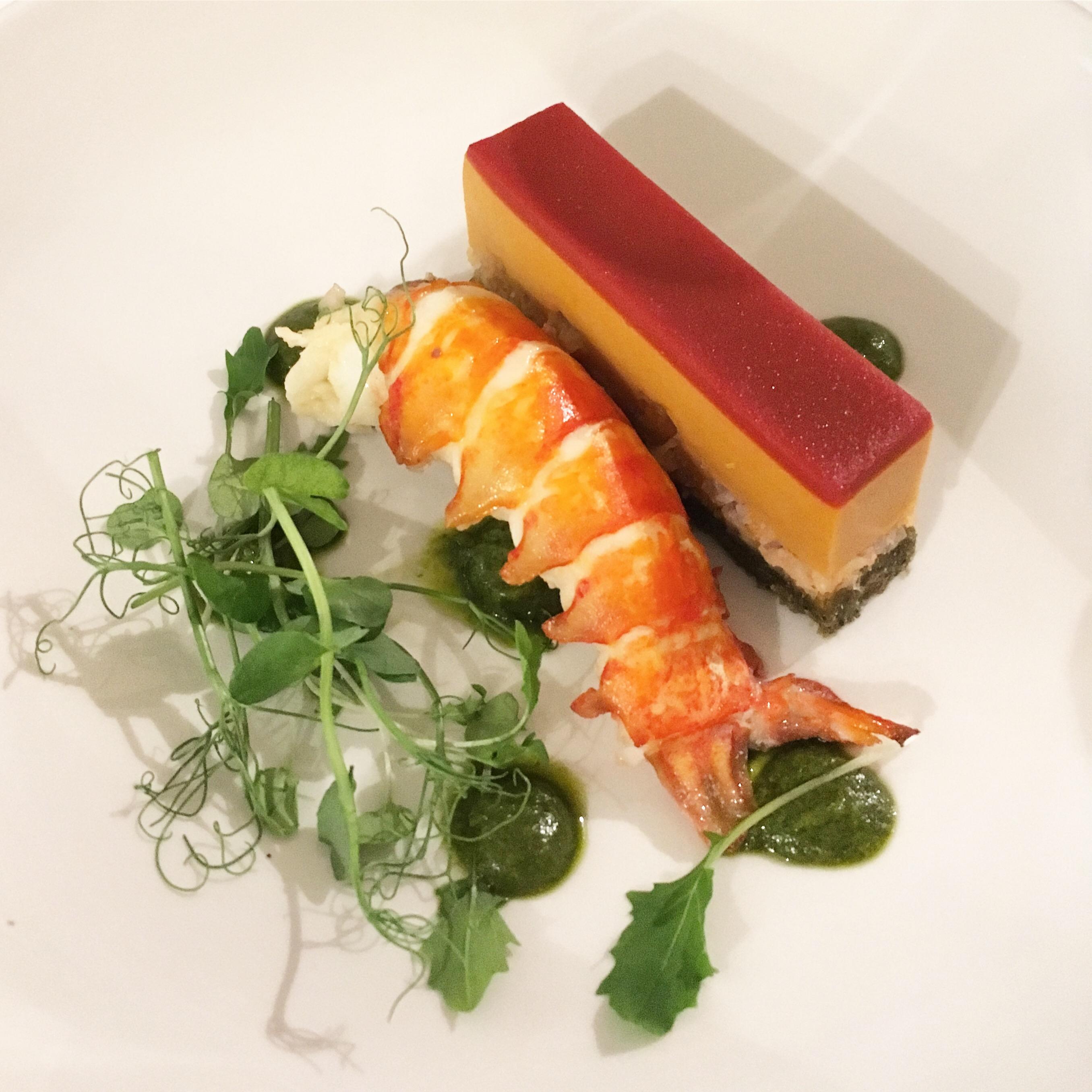 Cegin Burlington Lobster