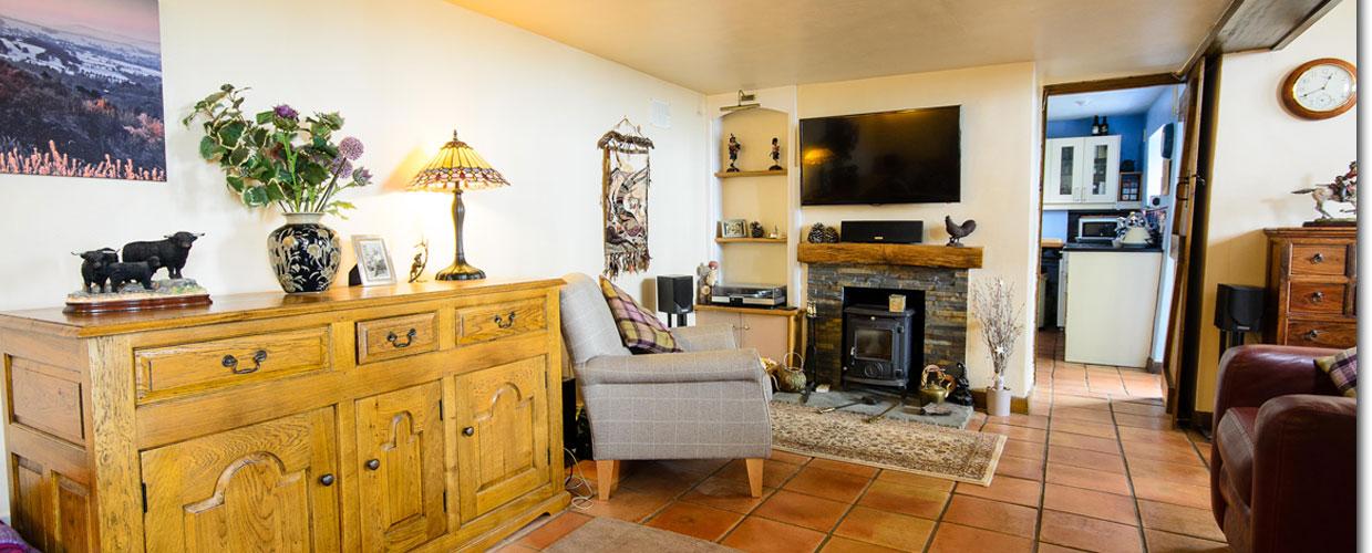 Wye Valley Retreat Lounge