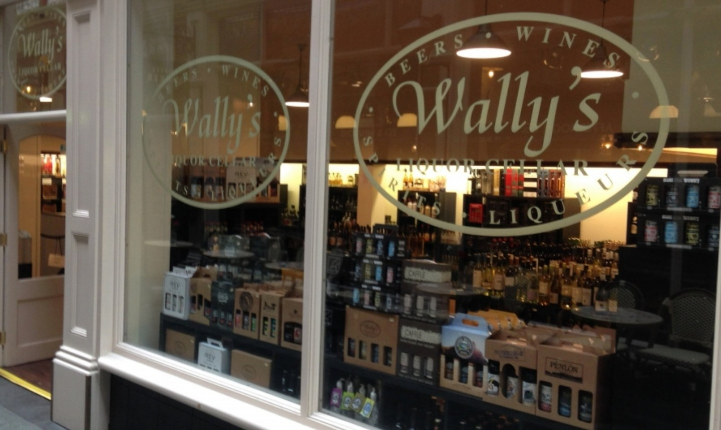 Wallys Liquor Cellar