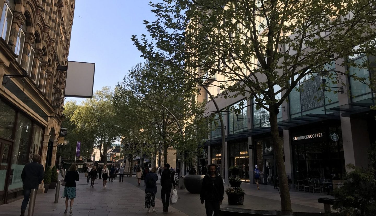 This gift card helps you shop with Cardiff city-centre independents