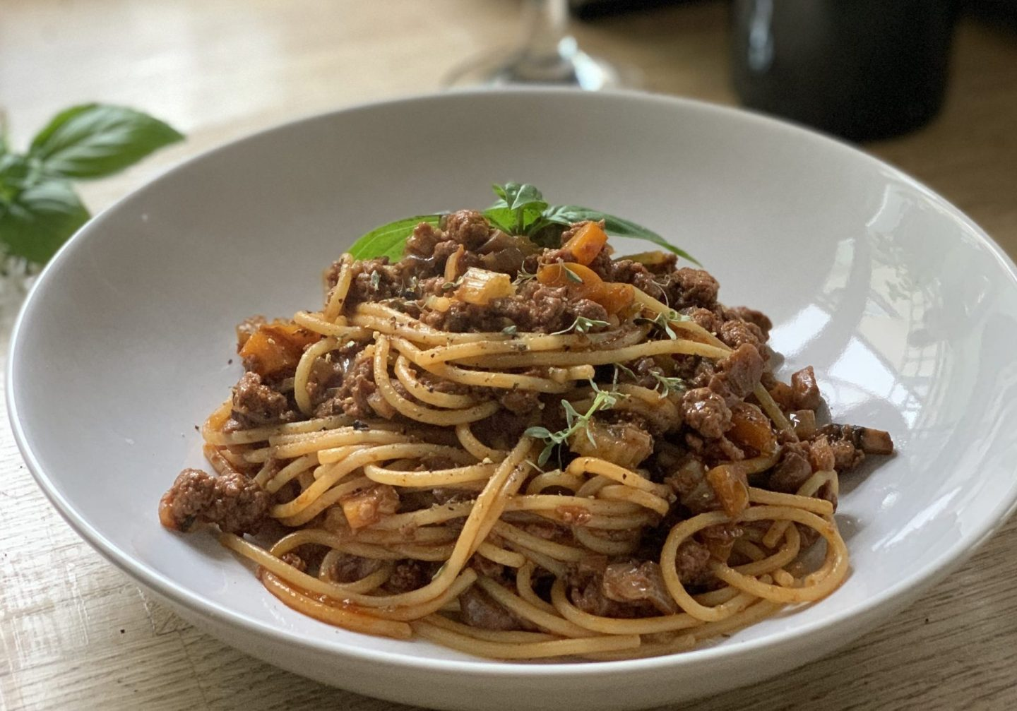 Recipe: Rich Vegetarian Ragu with Quorn