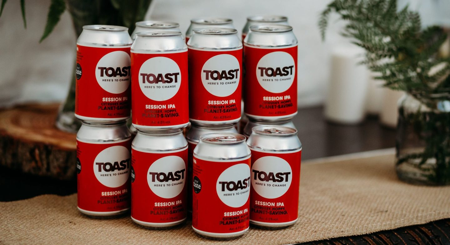 Raise a Toast: Five Delicious Drinks which Save the Planet as You Sip
