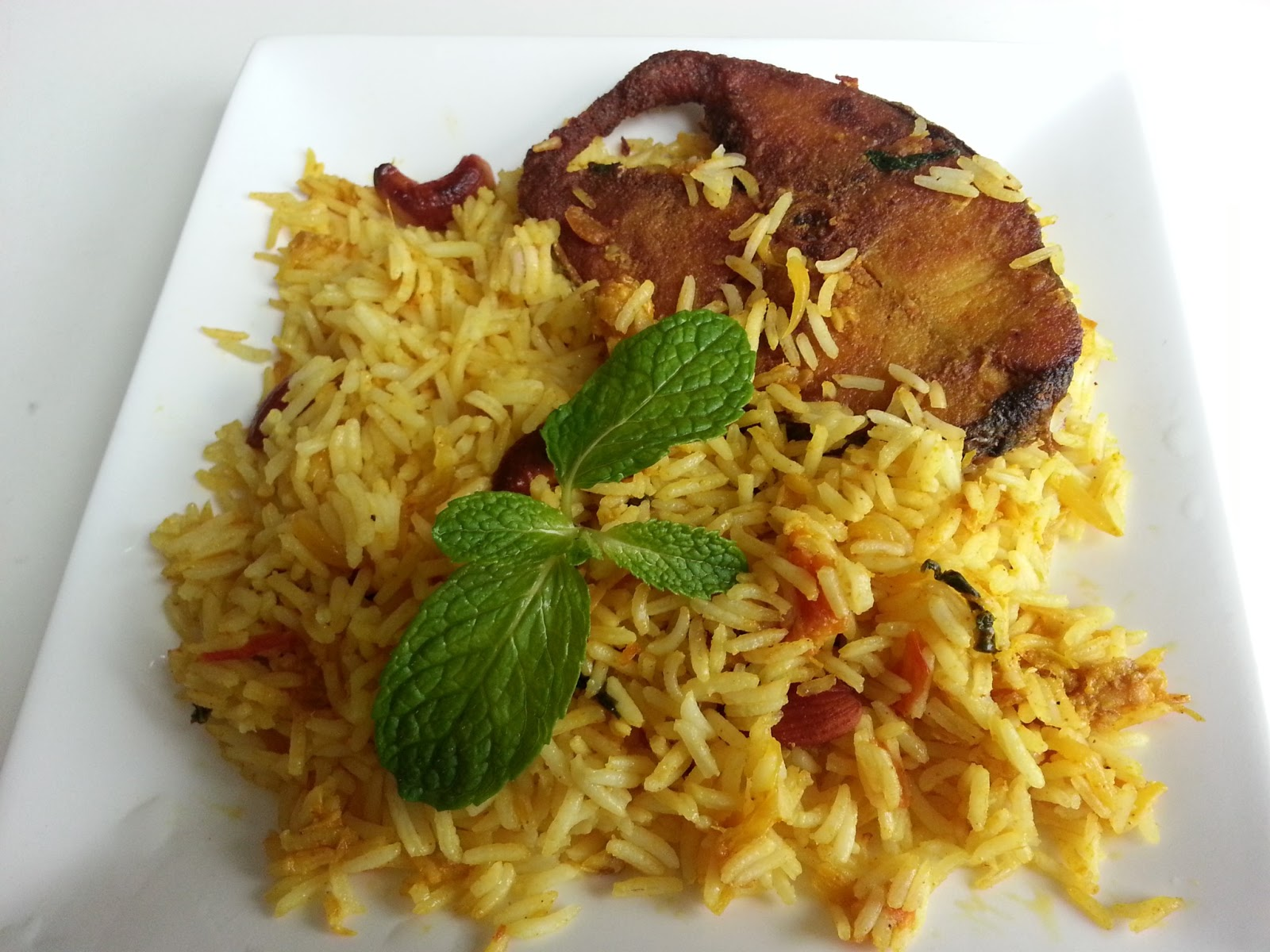 Best Fish Biryani In Hyderabad