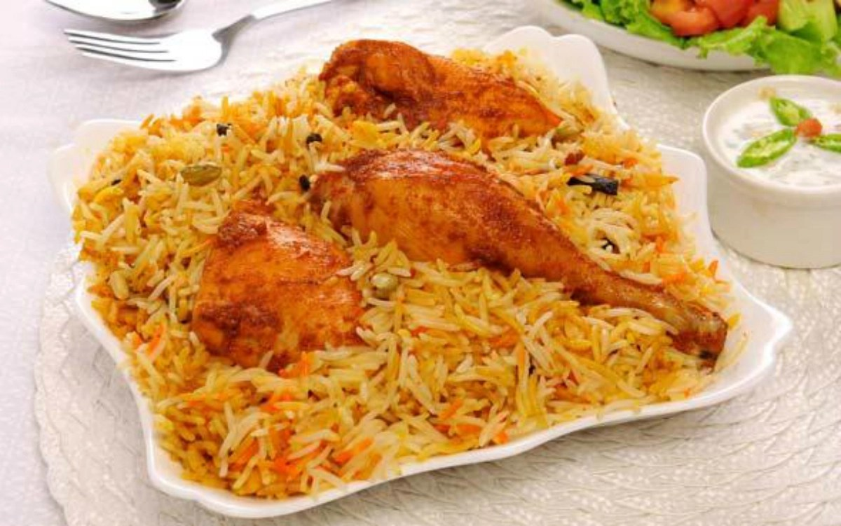 Image result for Biryani