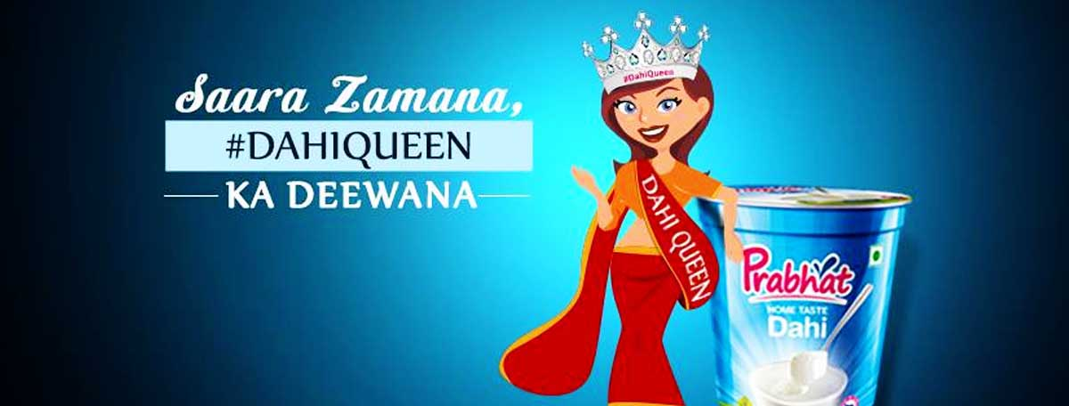 Prabhat Dairy is Looking For a #DahiQueen in Mumbai: Are You The One?