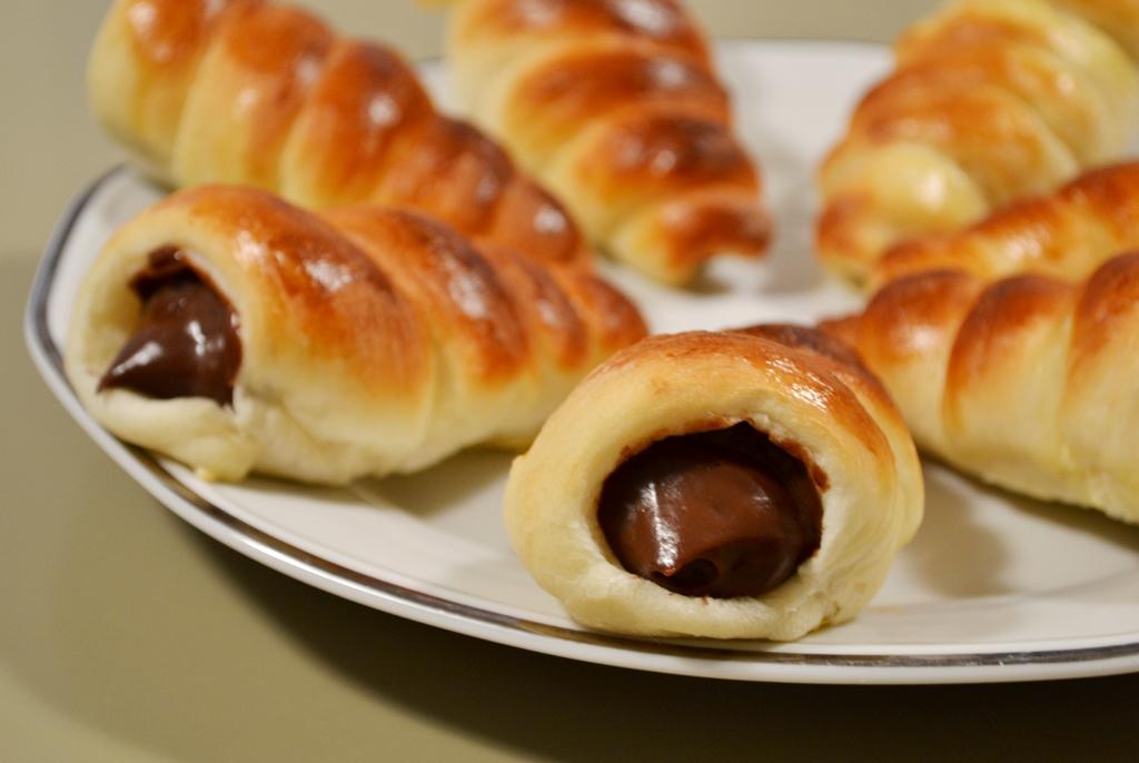 Chocolate Cornets Recipe