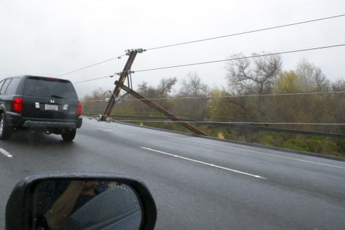 Highway 78 eastbound