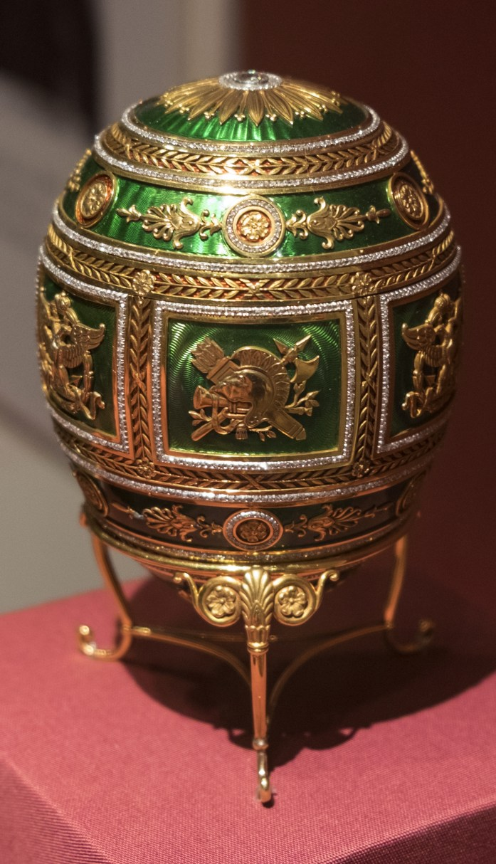 House of Faberge'