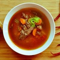 Супа от говежда опашка / Oxtail Soup