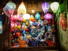 Магазин за цветни фенери