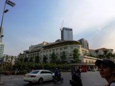 Колониално строителство и небостъргачи