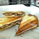 Nutella & Banana Sandwich