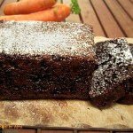 Chocolate Carrot Loaf