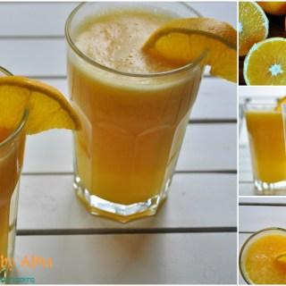 """Fresh Squeezed Orange Juice"""