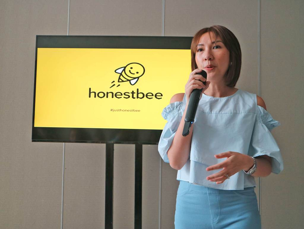 Honestbee Philippines' Crystal Gonzalez, Honestbee's Managing Director for the Philippines