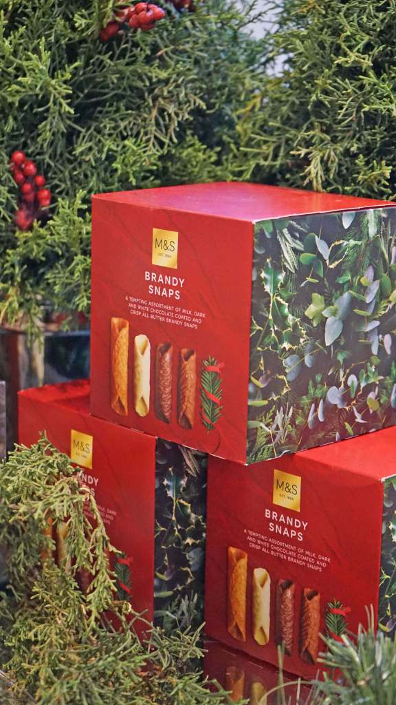 Marks and Spencer Christmas Lines