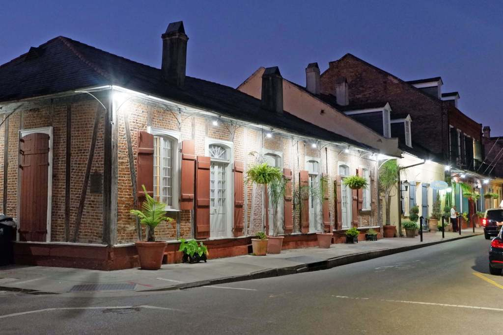 New Orleans Jazz Tour by Urban Adventures Hotel St. Pierre