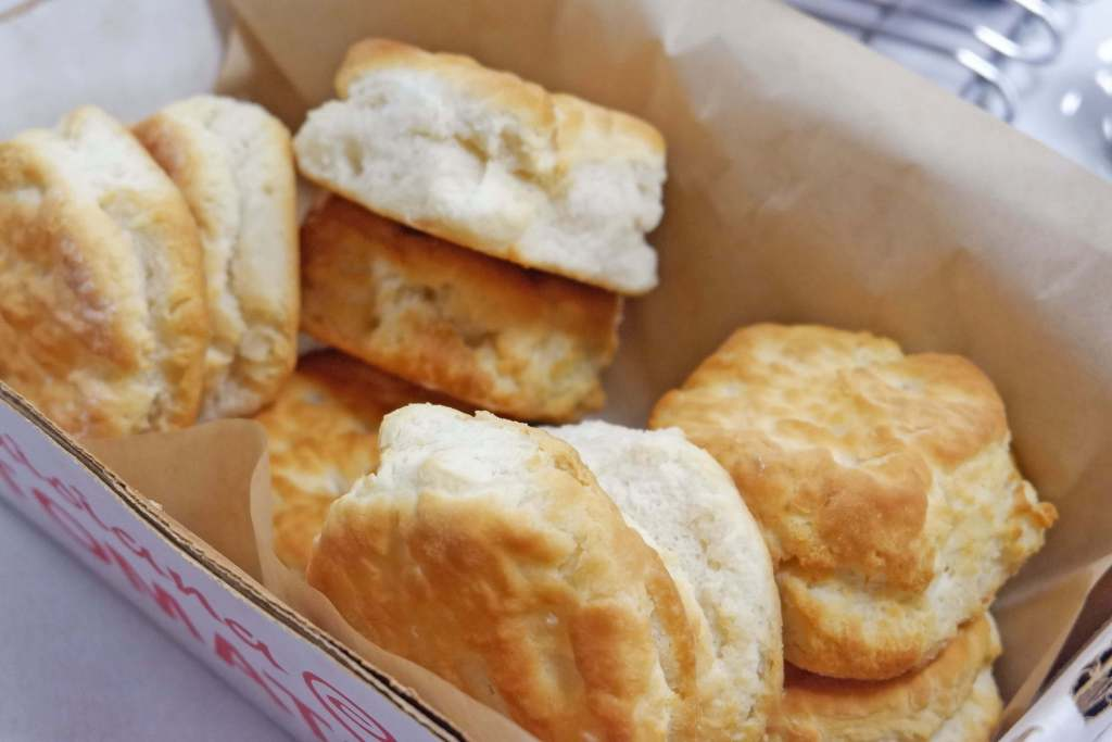 New Orleans School of Cooking - Biscuits