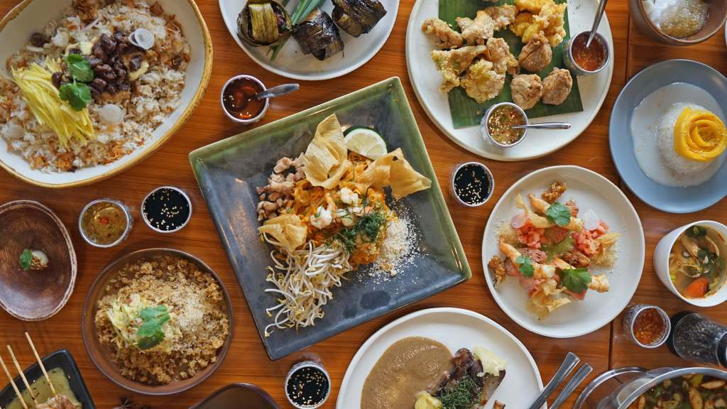 Muang Thai Restaurant Quezon City - Bestsellers