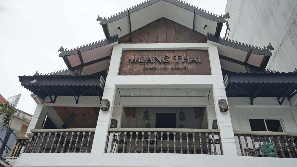 Muang Thai Restaurant Quezon City - Exterior