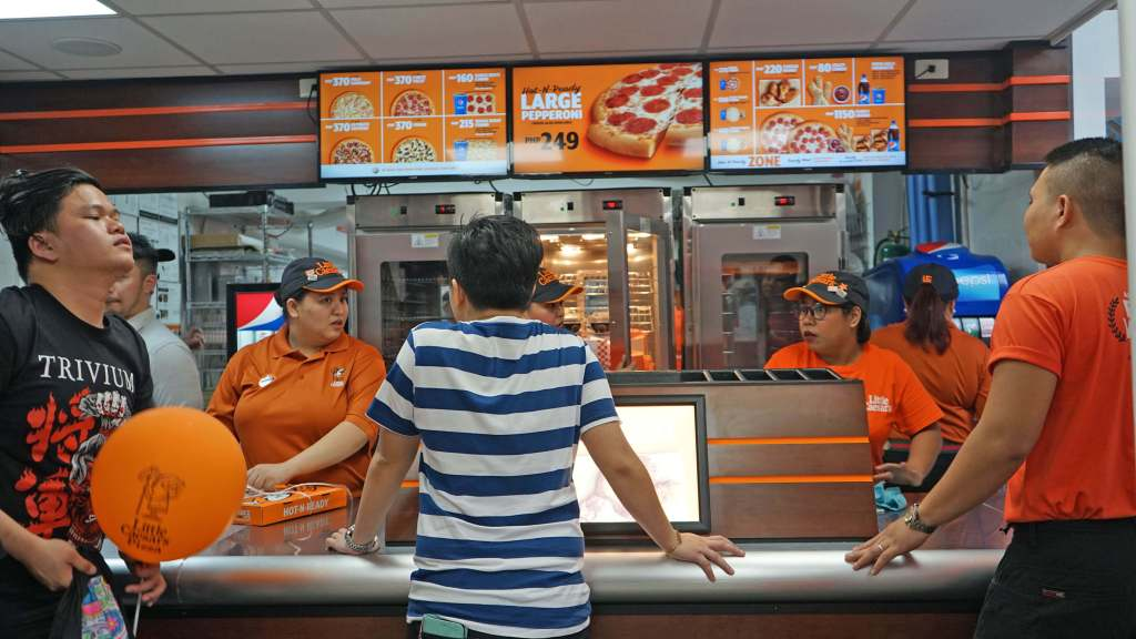 Little Caesars Philippines Pizza