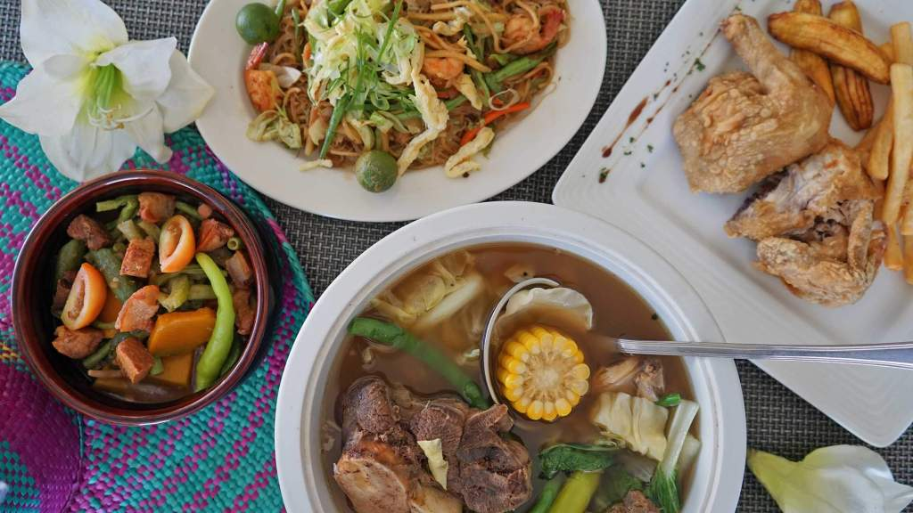 Club Punta Fuego Food San Diego Restaurant