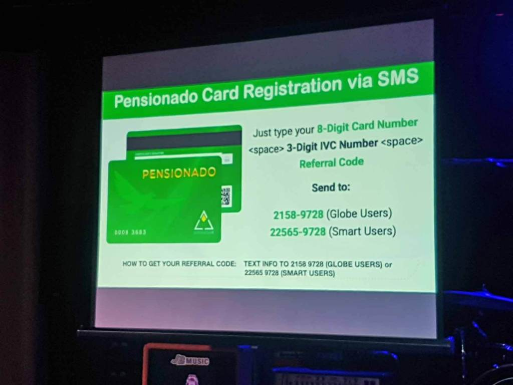Loyalcoin Pensionado Card