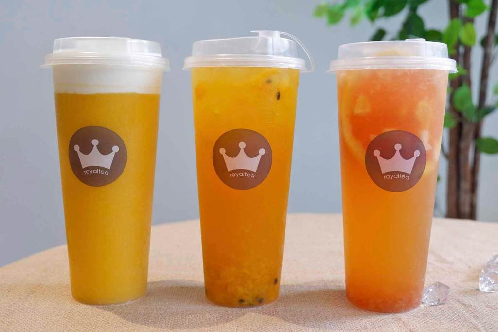 RoyalTea Philippines Fruit Teas