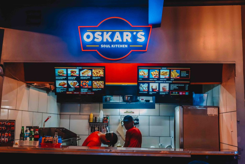 Oskar's Soul Kitchen