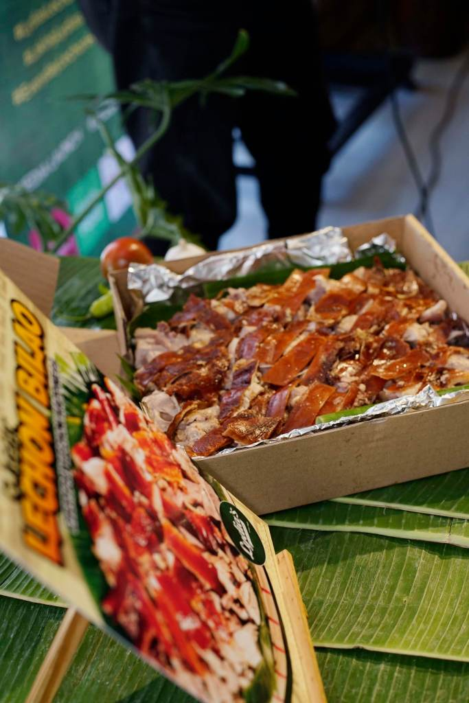 Lydia's Lechon 55 Years Celebration - Lechon Bilao