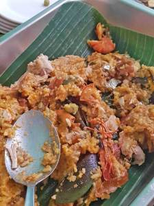 Lydia's Lechon 55 Years Celebration - Paella