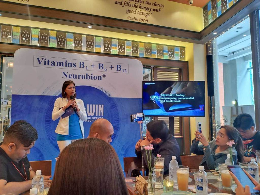 Neurobion Philippines Feel to Win Campaign