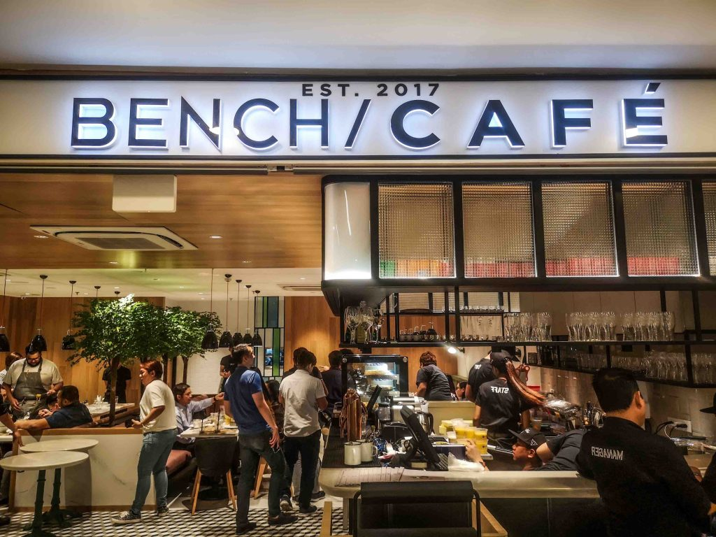 Bench Cafe