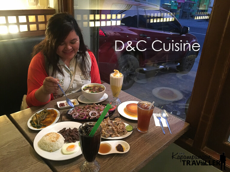 Tarlaqueno Food Tour - Where to Eat in Tarlac - D&C Cuisine