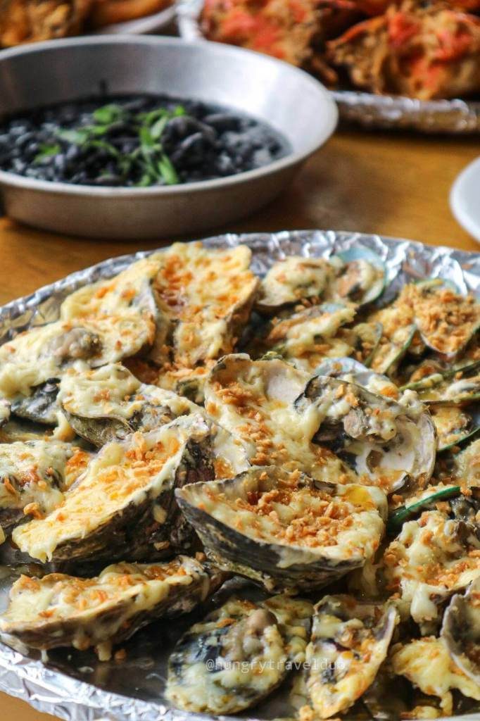 Dampa Express - Baked Oysters