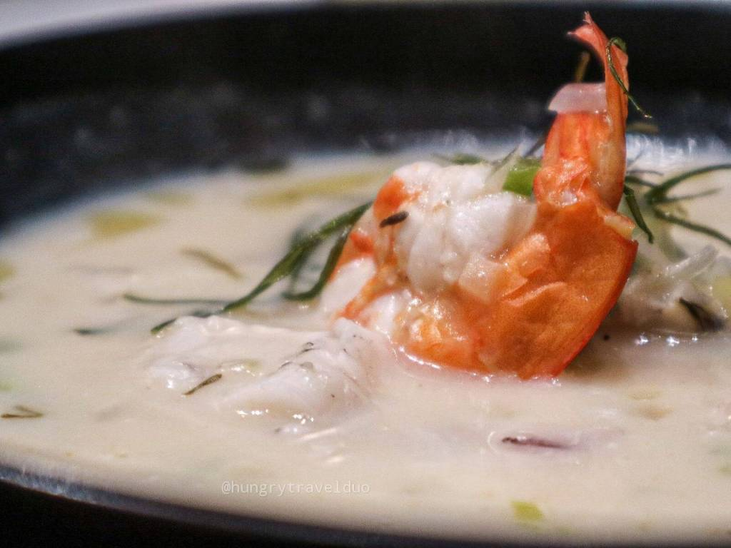 Rafael's Tapas Bar and Restaurant - Resorts World Manila- Seafood Clam Chowder