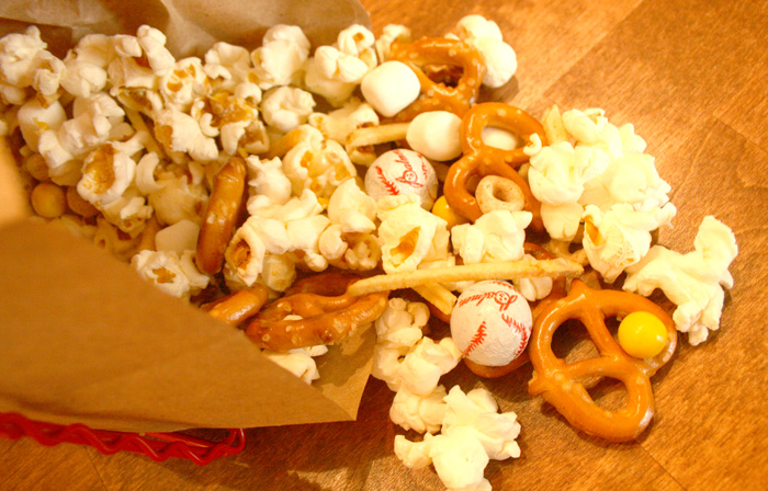 baseball snack mix and 9 other team treat ideas hunny i m home